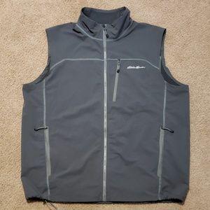 Eddie Bauer First Ascent Gray Vest Lightweight XL